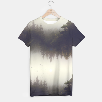 Miniature de image de Forest dreams T-shirt, Live Heroes