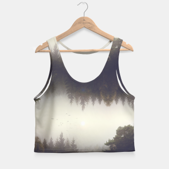 Miniature de image de Forest dreams Crop Top, Live Heroes