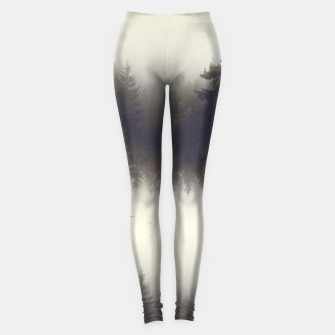 Miniature de image de Forest dreams Leggings, Live Heroes