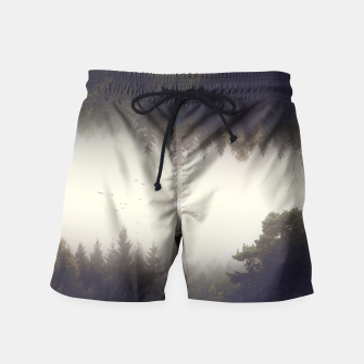 Miniature de image de Forest dreams Swim Shorts, Live Heroes