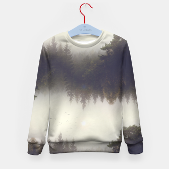 Miniature de image de Forest dreams Kid's Sweater, Live Heroes