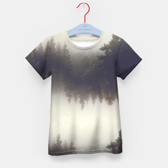 Thumbnail image of Forest dreams Kid's T-shirt, Live Heroes