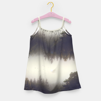 Miniature de image de Forest dreams Girl's Dress, Live Heroes