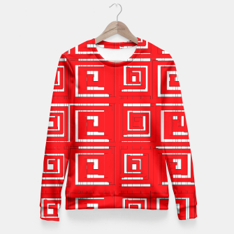 Thumbnail image of Egyptian  Fitted Waist Sweater, Live Heroes