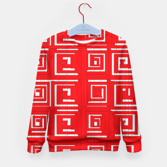 Thumbnail image of Egyptian  Kid's Sweater, Live Heroes