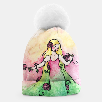 Thumbnail image of Green Thumb Spring Beanie, Live Heroes