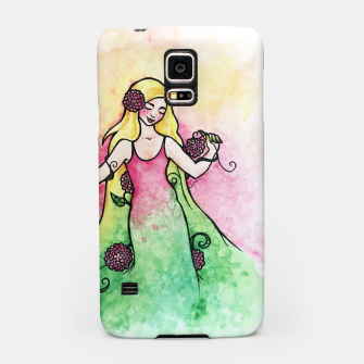 Thumbnail image of Green Thumb Spring Samsung Case, Live Heroes