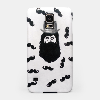 Thumbnail image of NoShavember Inspired Samsung Case, Live Heroes