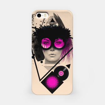 Thumbnail image of Record iPhone Case, Live Heroes