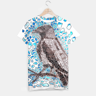 Thumbnail image of Crow T-shirt, Live Heroes