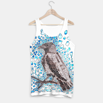 Thumbnail image of Crow Tank Top, Live Heroes