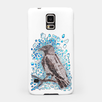 Thumbnail image of Crow Samsung Case, Live Heroes