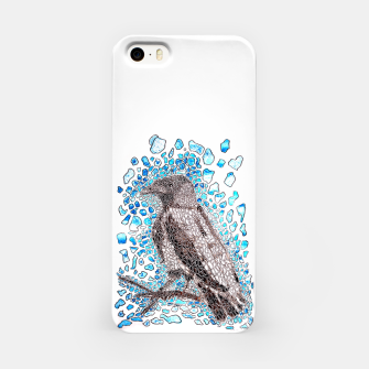 Thumbnail image of Crow iPhone Case, Live Heroes