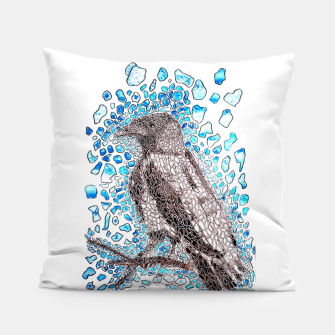 Thumbnail image of Crow Pillow, Live Heroes