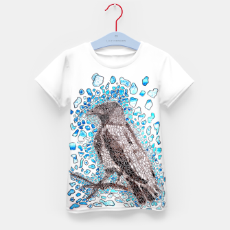 Thumbnail image of Crow Kid's T-shirt, Live Heroes