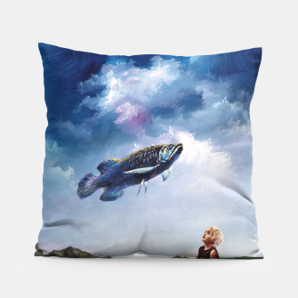 Thumbnail image of sky  Pillow, Live Heroes