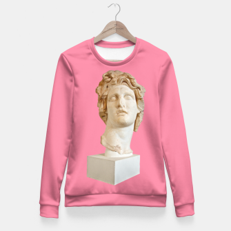 Miniatur Helios (or the Unexpected Virtue of Aesthetics) Fitted Waist Sweater, Live Heroes