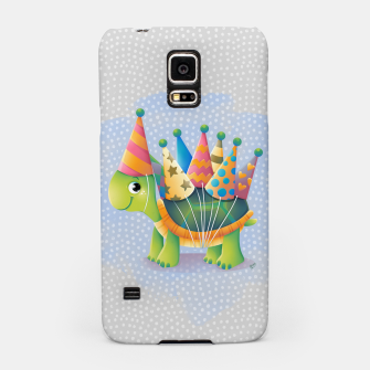Thumbnail image of Birthday Turtle Samsung Case, Live Heroes