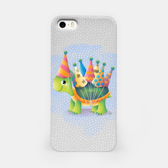 Thumbnail image of Birthday Turtle iPhone Case, Live Heroes