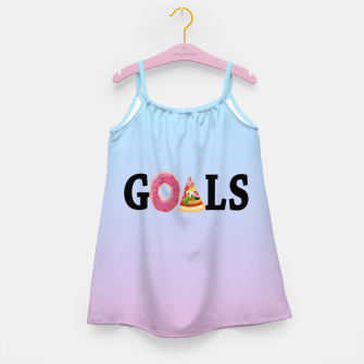 Thumbnail image of Goals Girl's Dress, Live Heroes