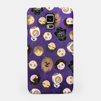 Thumbnail image of Star W pattern Samsung Case, Live Heroes