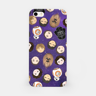 Thumbnail image of Star W pattern iPhone Case, Live Heroes