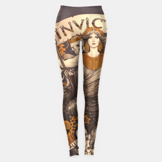 Thumbnail image of Design Leggings, Live Heroes