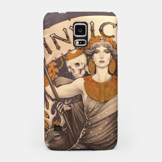 Thumbnail image of Design Samsung Case, Live Heroes