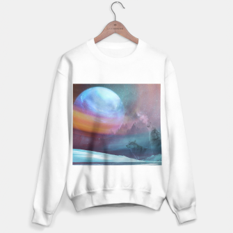 Thumbnail image of Howling at the moon Sweater regular, Live Heroes