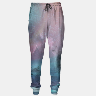 Thumbnail image of Howling at the moon Sweatpants, Live Heroes