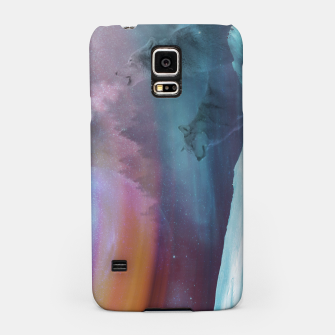 Thumbnail image of Howling at the moon Samsung Case, Live Heroes