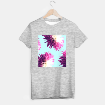 Thumbnail image of Contrast Floral T-shirt regular, Live Heroes