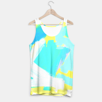 Thumbnail image of BE UNIQUE AND BE YOURSELF Tank Top, Live Heroes