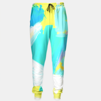 Thumbnail image of BE UNIQUE AND BE YOURSELF Sweatpants, Live Heroes
