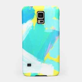 Thumbnail image of BE UNIQUE AND BE YOURSELF Samsung Case, Live Heroes