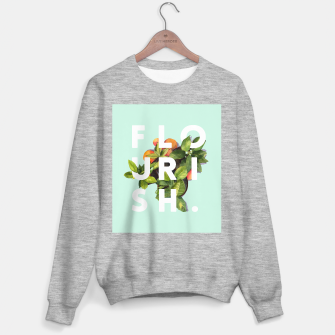 Thumbnail image of Flourish Sweater regular, Live Heroes
