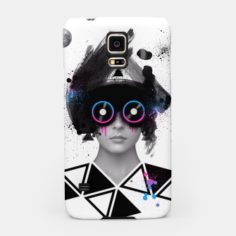Thumbnail image of Contrast Samsung Case, Live Heroes