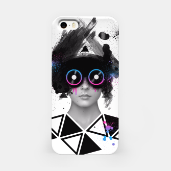 Thumbnail image of Contrast iPhone Case, Live Heroes