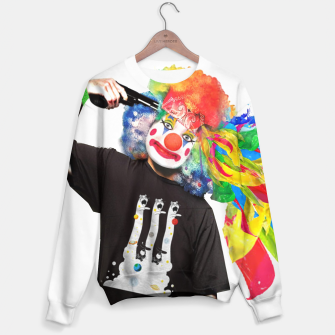 Miniaturka Paint On My Mind Sweater, Live Heroes