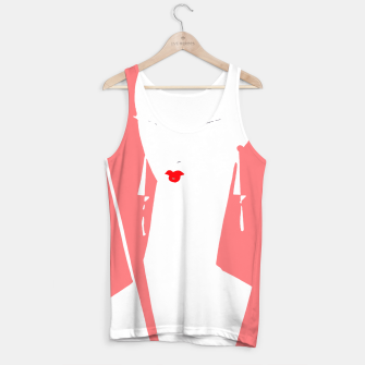 Thumbnail image of Stencil Vogue Part 2. Tank Top, Live Heroes