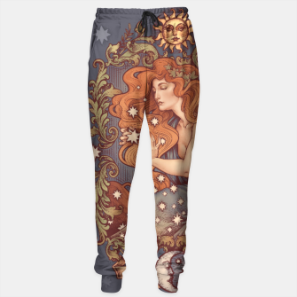 Thumbnail image of COSMIC LOVER Sweatpants, Live Heroes
