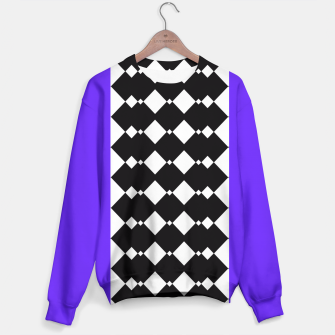Thumbnail image of Merged (Block) Sweater, Live Heroes