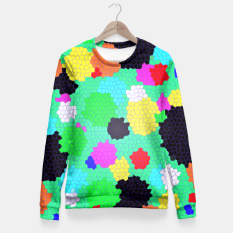 Thumbnail image of Colours  Fitted Waist Sweater, Live Heroes
