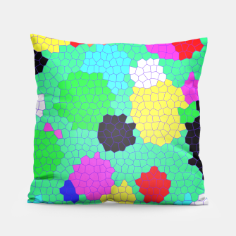 Thumbnail image of Colours  Pillow, Live Heroes