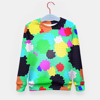 Thumbnail image of Colours  Kid's Sweater, Live Heroes