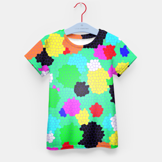 Thumbnail image of Colours  Kid's T-shirt, Live Heroes