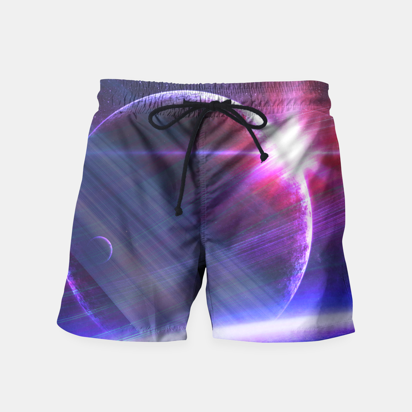 Image of Parallel world Swim Shorts - Live Heroes