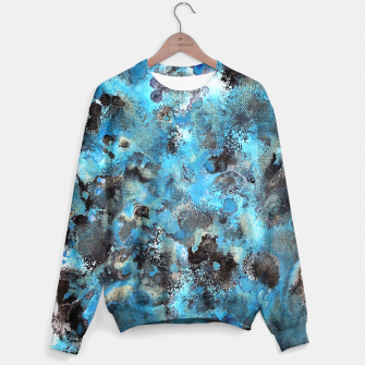 Thumbnail image of Blue blur Sweater, Live Heroes