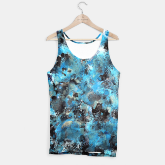 Thumbnail image of Blue blur Tank Top, Live Heroes