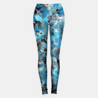 Thumbnail image of Blue blur Leggings, Live Heroes
